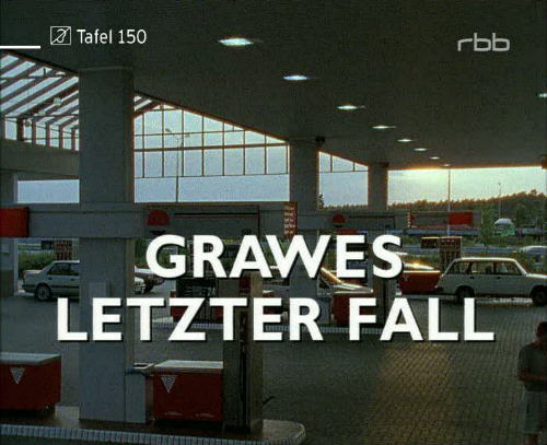Grawes Letzter Fall