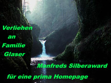 Manfred's Silberaward