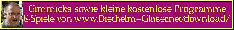 Mein download-Banner (468x60), von Diethelm Glaser
