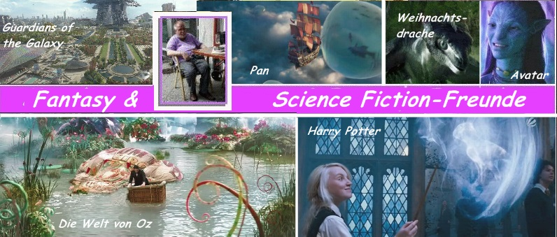 Fantasy + Science Fiction-Freunde